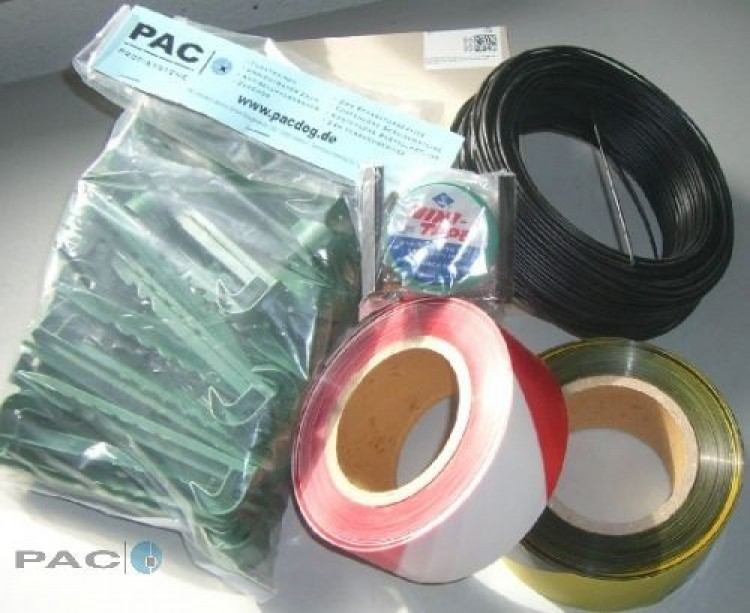 PAC - Drahtpaket für Hundezaun