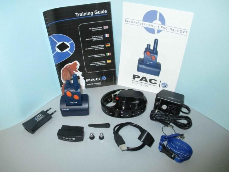 PAC - Nano V Vibration Funktrainer Teletakt