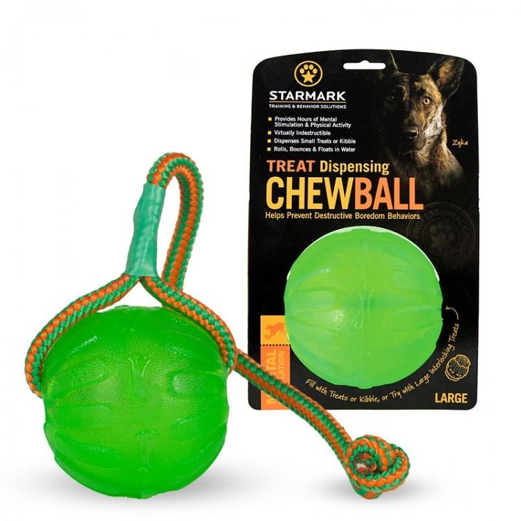 STARMARK - Swing & Fling Chew Ball M