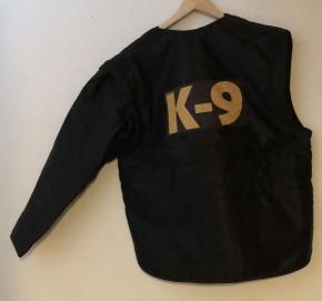K9 - Hetzjacke leicht gefüttert 58