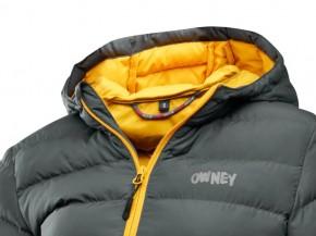 OWNEY - PL Jacket Women, anthracite XL