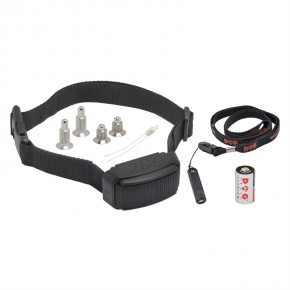 DogTrace - D-Mute L, AntiBell Halsband für große Hunde